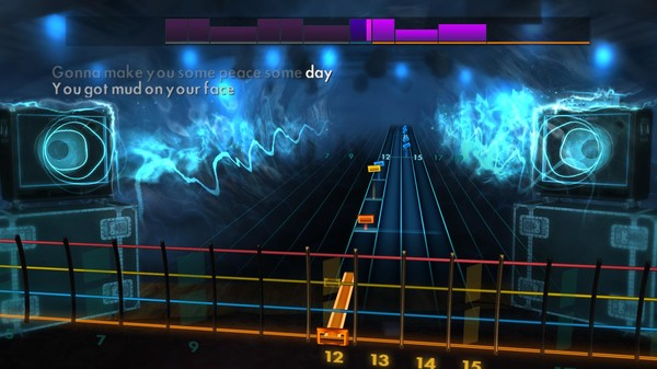 "Скриншот №1 к Rocksmith® 2014 Edition – Remastered – Queen - ""We Will Rock You"""