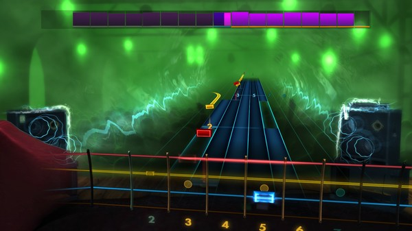 Скриншот №2 к Rocksmith® 2014 Edition – Remastered – Variety Song Pack XIX