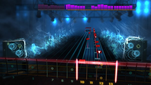 """Скриншот №3 к Rocksmith® 2014 Edition – Remastered – Big Country - """"In A Big Country"""""""