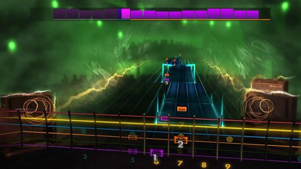 "Скриншот №2 к Rocksmith® 2014 Edition – Remastered – The Meters - ""Cissy Strut"""