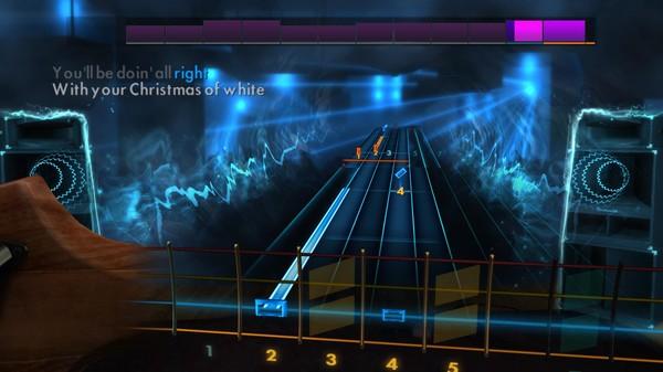 "Скриншот №5 к Rocksmith® 2014 Edition – Remastered – Elvis Presley - ""Blue Christmas"""