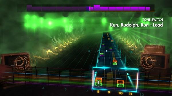 "Скриншот №2 к Rocksmith® 2014 Edition – Remastered – Chuck Berry - ""Run, Rudolph, Run"""