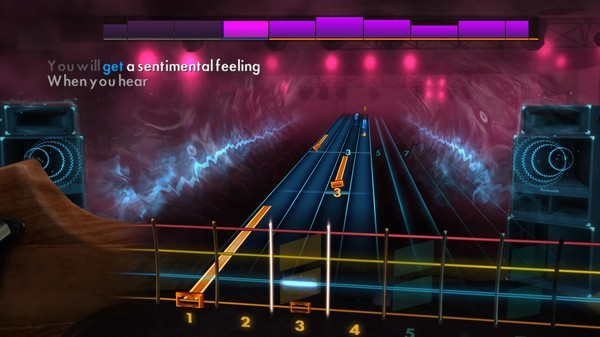 "Скриншот №1 к Rocksmith® 2014 Edition – Remastered – Brenda Lee - ""Rockin' Around the Christmas Tree"""