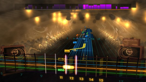 "Скриншот №4 к Rocksmith® 2014 Edition – Remastered – Brenda Lee - ""Rockin' Around the Christmas Tree"""