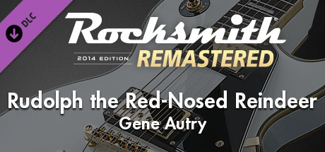 "Rocksmith® 2014 Edition – Remastered – Gene Autry – ""Rudolph the Red–Nosed Reindeer"""