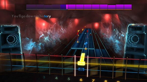 "Скриншот №5 к Rocksmith® 2014 Edition – Remastered – Gene Autry - ""Rudolph the Red-Nosed Reindeer"""