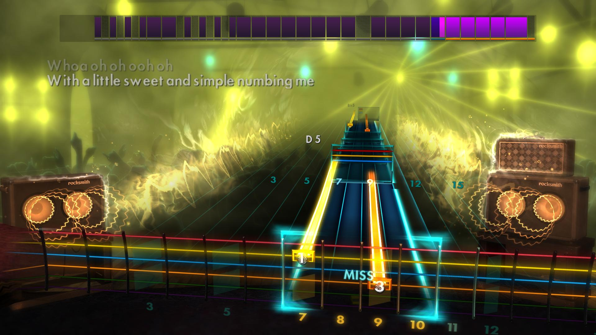 Rocksmith 2014 Edition: Remastered - Jimmy Eat World: Bleed American 2018 pc game Img-4