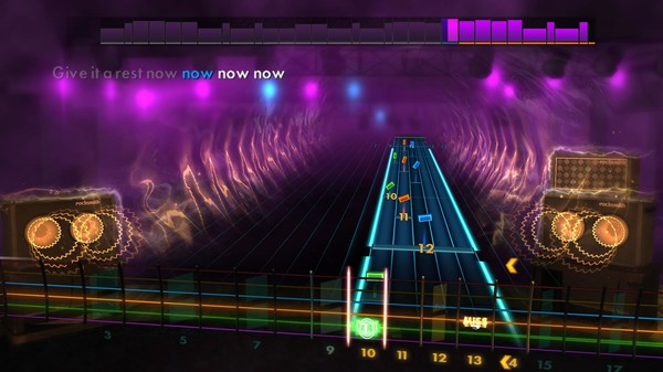 Скриншот №1 к Rocksmith® 2014 Edition – Remastered – Jimmy Eat World Song Pack