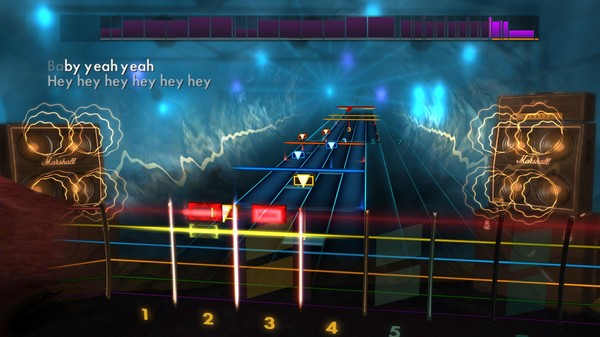 Скриншот №5 к Rocksmith® 2014 Edition – Remastered – Alice Cooper Song Pack
