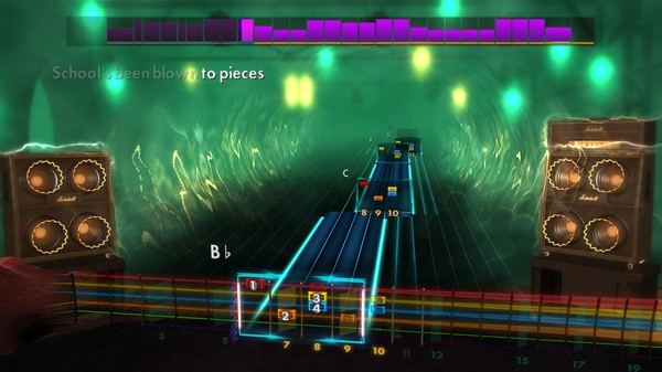 Скриншот №2 к Rocksmith® 2014 Edition – Remastered – Alice Cooper Song Pack