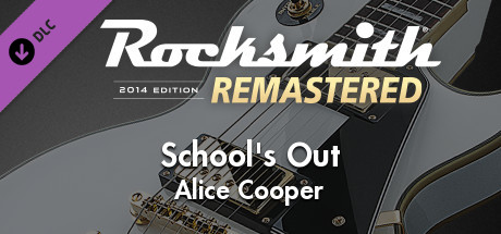 "Rocksmith® 2014 Edition – Remastered – Alice Cooper – ""School's Out"""