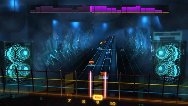 "Скриншот №4 к Rocksmith® 2014 Edition – Remastered – Alice Cooper - ""School's Out"""
