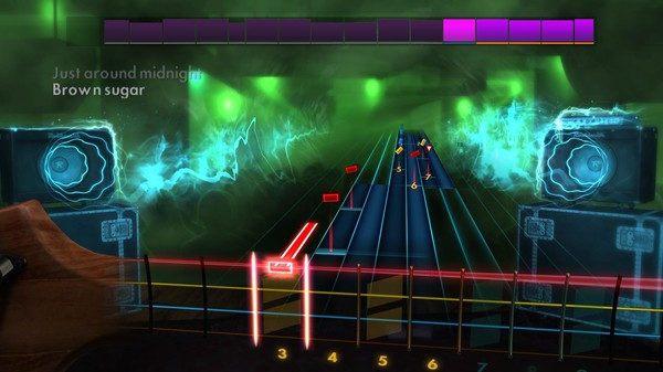 Скриншот №1 к Rocksmith® 2014 Edition – Remastered – The Rolling Stones Song Pack