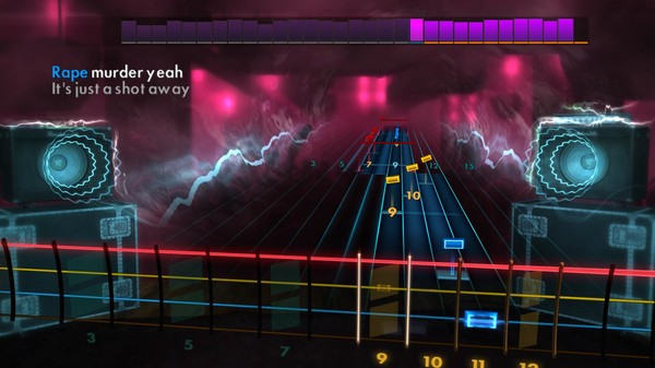 """Скриншот №5 к Rocksmith® 2014 Edition – Remastered – The Rolling Stones - """"Gimme Shelter"""""""