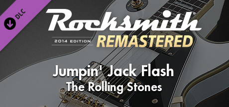 """Rocksmith® 2014 Edition – Remastered – The Rolling Stones – """"Jumpin Jack Flash"""""""