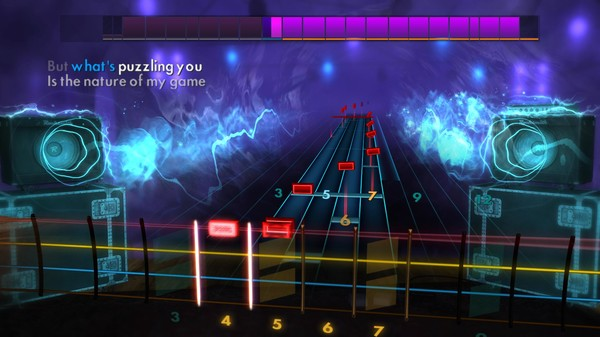 "Скриншот №5 к Rocksmith® 2014 Edition – Remastered – The Rolling Stones - ""Sympathy for the Devil"""