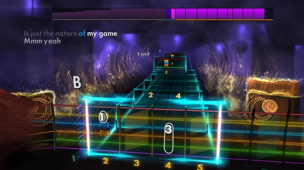 "Скриншот №3 к Rocksmith® 2014 Edition – Remastered – The Rolling Stones - ""Sympathy for the Devil"""