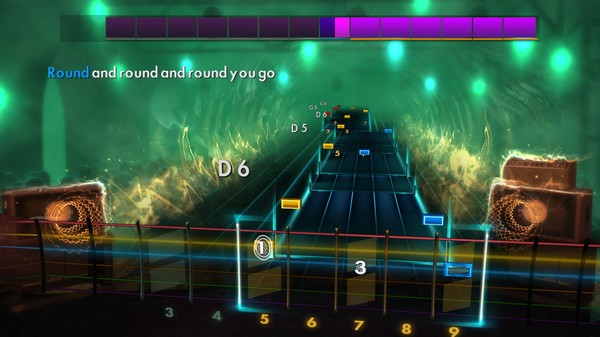 """Скриншот №1 к Rocksmith® 2014 Edition – Remastered – Chuck Berry - """"School Day Ring Ring Goes The Bell"""""""