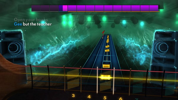 """Скриншот №4 к Rocksmith® 2014 Edition – Remastered – Chuck Berry - """"School Day Ring Ring Goes The Bell"""""""