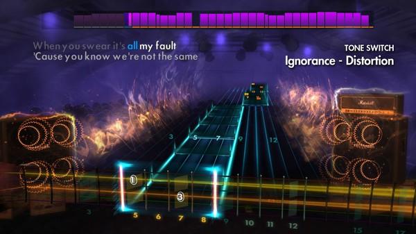 """Скриншот №1 к Rocksmith® 2014 Edition – Remastered – Paramore - """"Ignorance"""""""