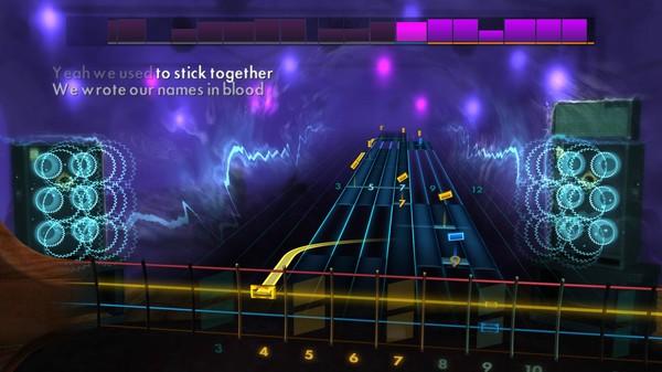 """Скриншот №3 к Rocksmith® 2014 Edition – Remastered – Paramore - """"Ignorance"""""""