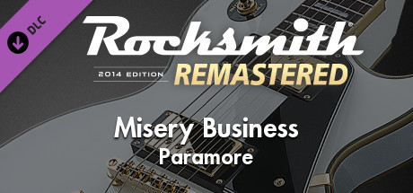 "Rocksmith® 2014 Edition – Remastered – Paramore - ""Misery Business"""