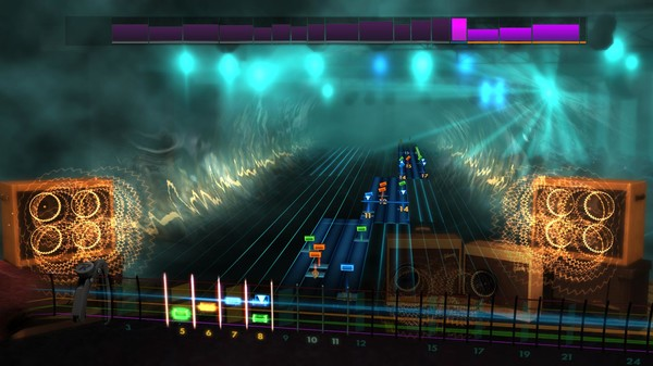 """Скриншот №4 к Rocksmith® 2014 Edition – Remastered – Les Paul  Mary Ford - """"On the Sunny Side of the Street"""""""