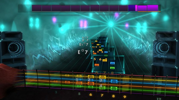 """Скриншот №1 к Rocksmith® 2014 Edition – Remastered – Les Paul  Mary Ford - """"On the Sunny Side of the Street"""""""