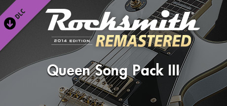 Rocksmith® 2014 Edition – Remastered – Queen Song Pack III