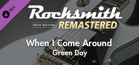 """Rocksmith® 2014 Edition – Remastered – Green Day - """"When I Come Around"""""""