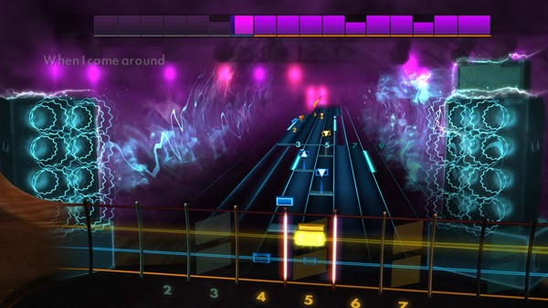 "Скриншот №5 к Rocksmith® 2014 Edition – Remastered – Green Day - ""When I Come Around"""