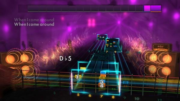 "Скриншот №2 к Rocksmith® 2014 Edition – Remastered – Green Day - ""When I Come Around"""