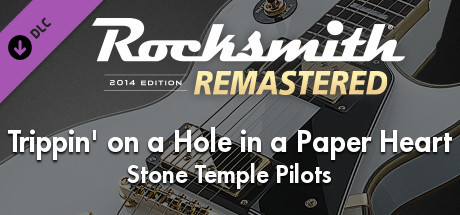 "Rocksmith® 2014 Edition – Remastered – Stone Temple Pilots – ""Trippin on a Hole in a Paper Heart"""