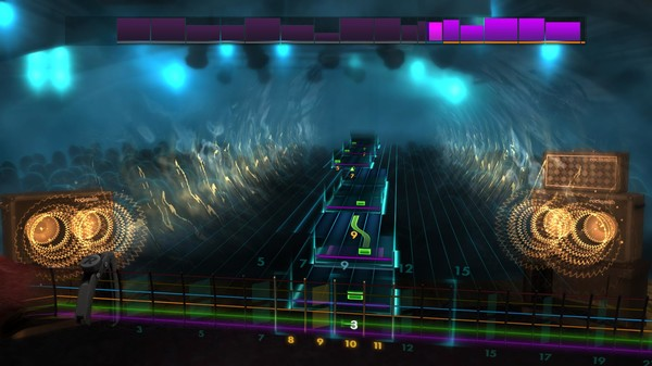 "Скриншот №4 к Rocksmith® 2014 Edition – Remastered – Joan Osborne - ""One of Us"""
