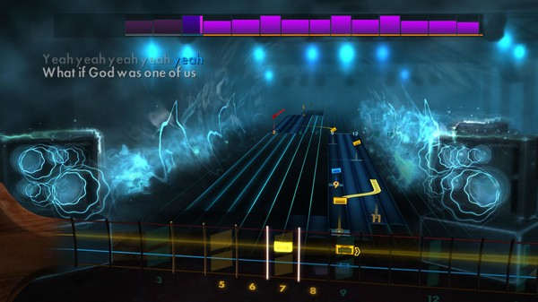 "Скриншот №3 к Rocksmith® 2014 Edition – Remastered – Joan Osborne - ""One of Us"""