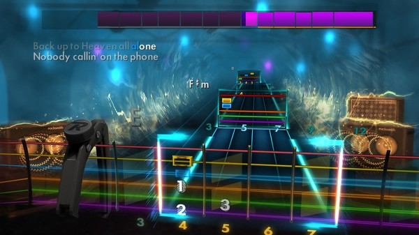 "Скриншот №1 к Rocksmith® 2014 Edition – Remastered – Joan Osborne - ""One of Us"""