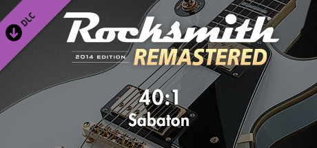 "Rocksmith® 2014 Edition – Remastered – Sabaton – ""40:1"""