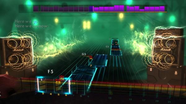 "Скриншот №2 к Rocksmith® 2014 Edition – Remastered – Drowning Pool - ""Bodies"""