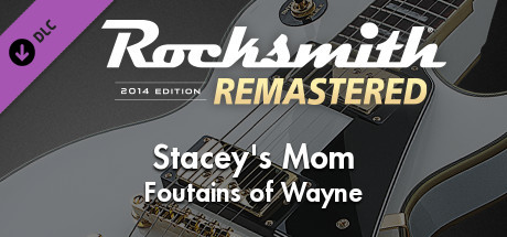 "Rocksmith® 2014 Edition – Remastered – Fountains of Wayne – ""Stacy's Mom"""