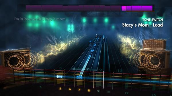 "Скриншот №1 к Rocksmith® 2014 Edition – Remastered – Fountains of Wayne - ""Stacys Mom"""