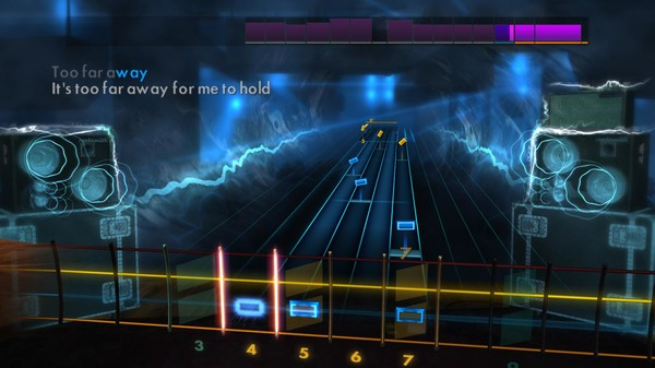 Скриншот №4 к Rocksmith® 2014 Edition – Remastered – Variety Song Pack XXI