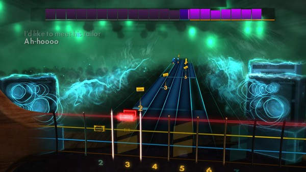 Скриншот №1 к Rocksmith® 2014 Edition – Remastered – Variety Song Pack XXI