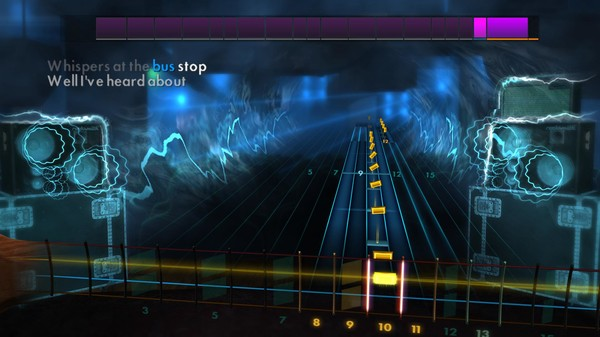 "Скриншот №5 к Rocksmith® 2014 Edition – Remastered – Gin Blossoms - ""Found Out About You"""