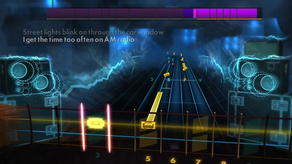 "Скриншот №4 к Rocksmith® 2014 Edition – Remastered – Gin Blossoms - ""Found Out About You"""