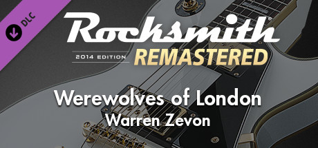 "Rocksmith® 2014 Edition – Remastered – Warren Zevon – ""Werewolves of London"""