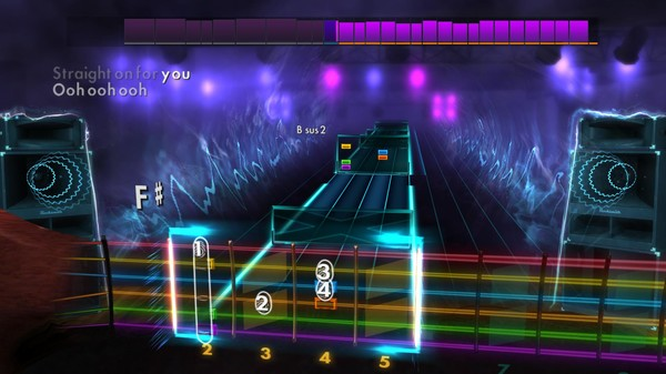 Скриншот №5 к Rocksmith® 2014 Edition – Remastered – Heart Song Pack