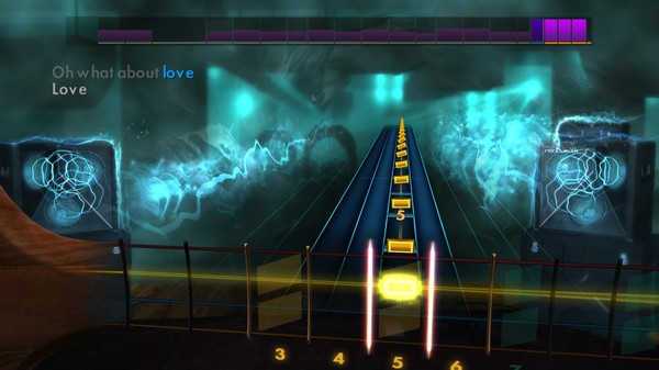 Скриншот №1 к Rocksmith® 2014 Edition – Remastered – Heart Song Pack
