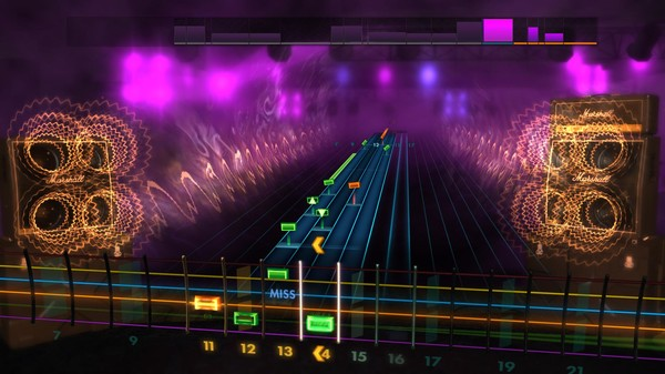 Скриншот №3 к Rocksmith® 2014 Edition – Remastered – Heart Song Pack