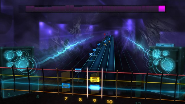 "Скриншот №5 к Rocksmith® 2014 Edition – Remastered – Heart - ""Straight On"""