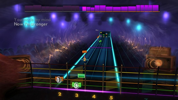 "Скриншот №1 к Rocksmith® 2014 Edition – Remastered – Heart - ""Straight On"""